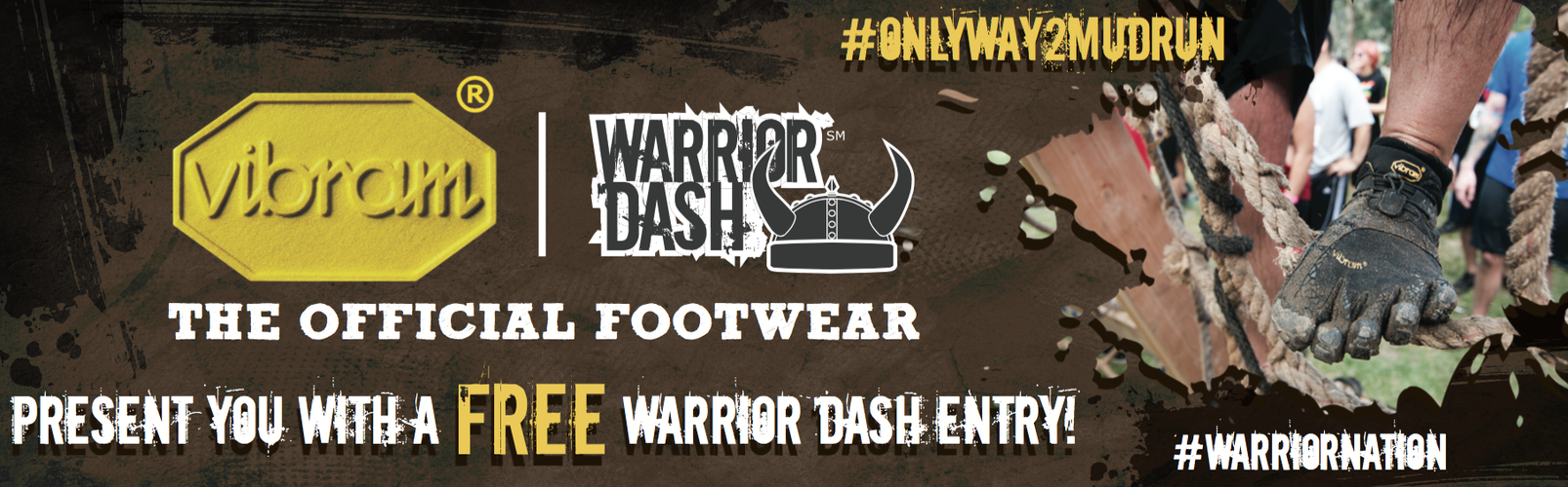 Warrior Dash Coupon