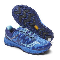 Saucony Peregrine 7 ICE + Women's BLUE
