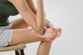 Vibram Foot Exercise Step 2