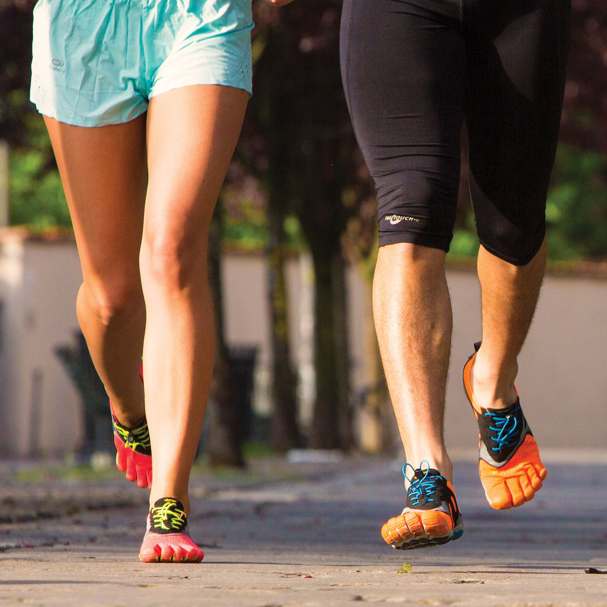 Mens V-Run FiveFinger Running Shoes