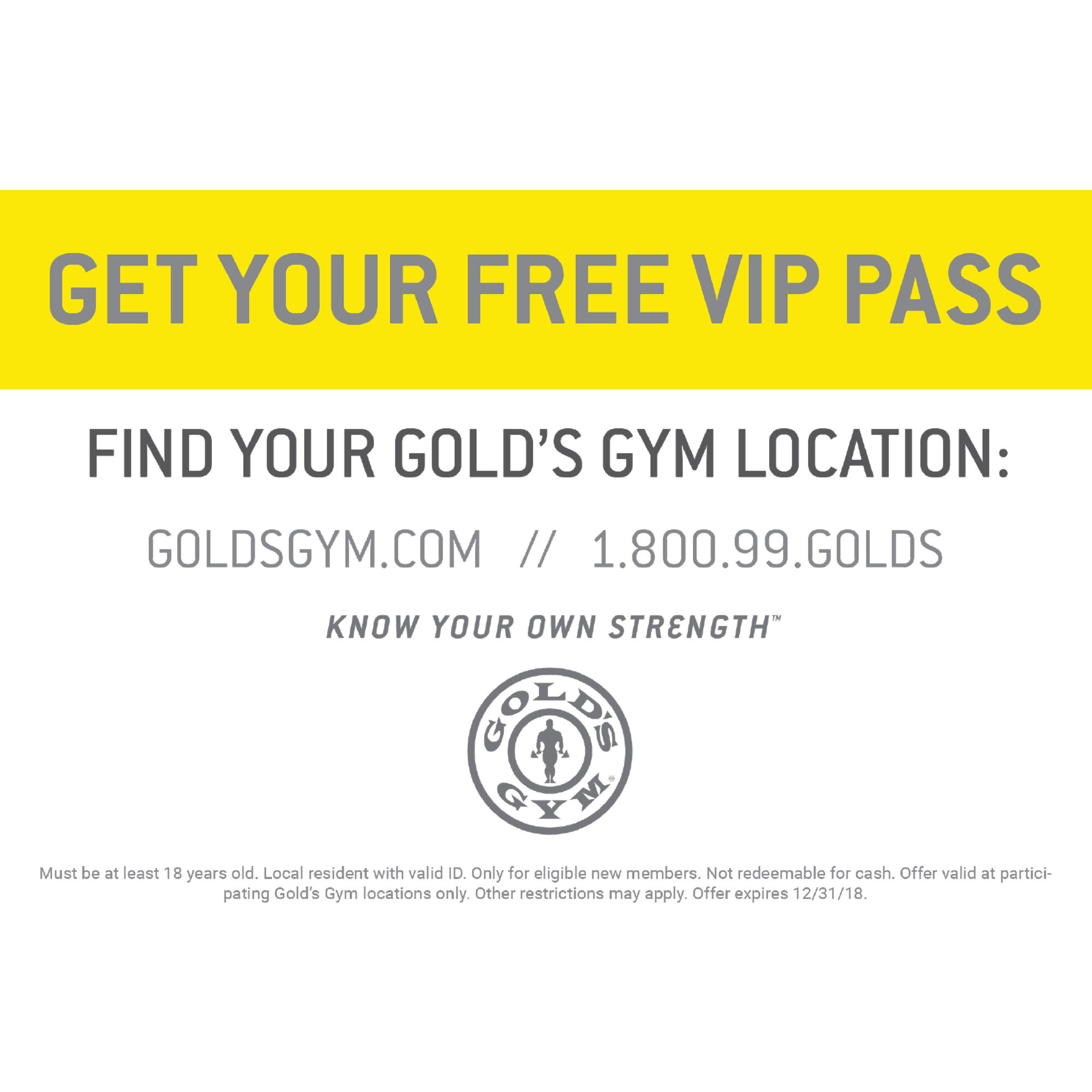 V-Train Women's Gold's Gym Edition
